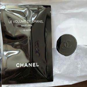 Chanel Mascara Mini Volume 10 Noir Authentic